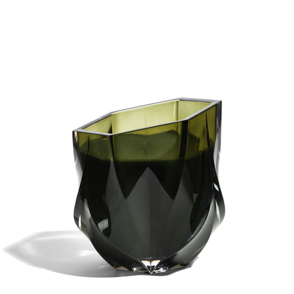 Zaha Hadid Design Shimmer Scented Candle - Lemongrass