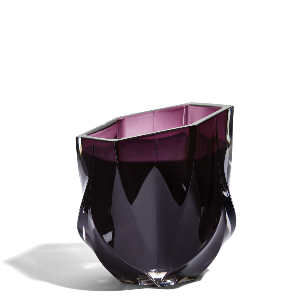 Zaha Hadid Design Shimmer Scented Candle - Cassis