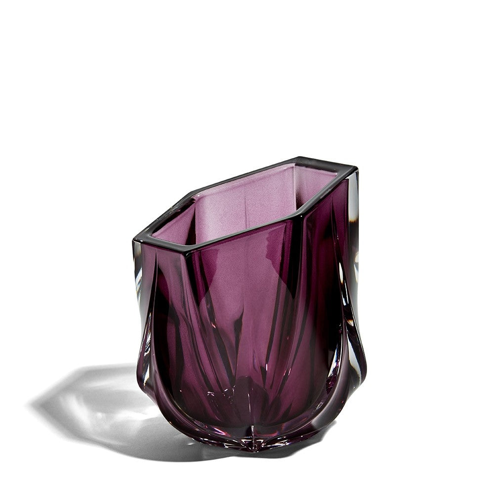 Zaha Hadid Design Purple Shimmer Tea Light