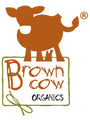 Brown Cow Organics Logo