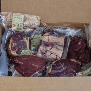 Organic Steak Special Offer pack