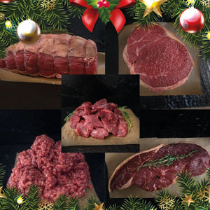 5kg Freezer Organic Beef pack - Christmas Special