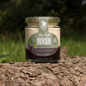 River Cottage Somerset Blackcurrant Yoghurt