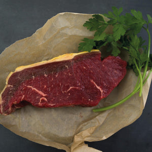 Lady Brown Cow Organic Sirloin Steak