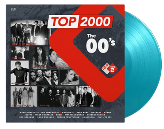 Various Artists / Top 2000 - The 00s Radio 2 (2LP Coloured)