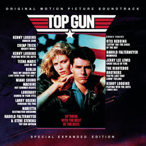 Various - Top Gun (Picture Disc)