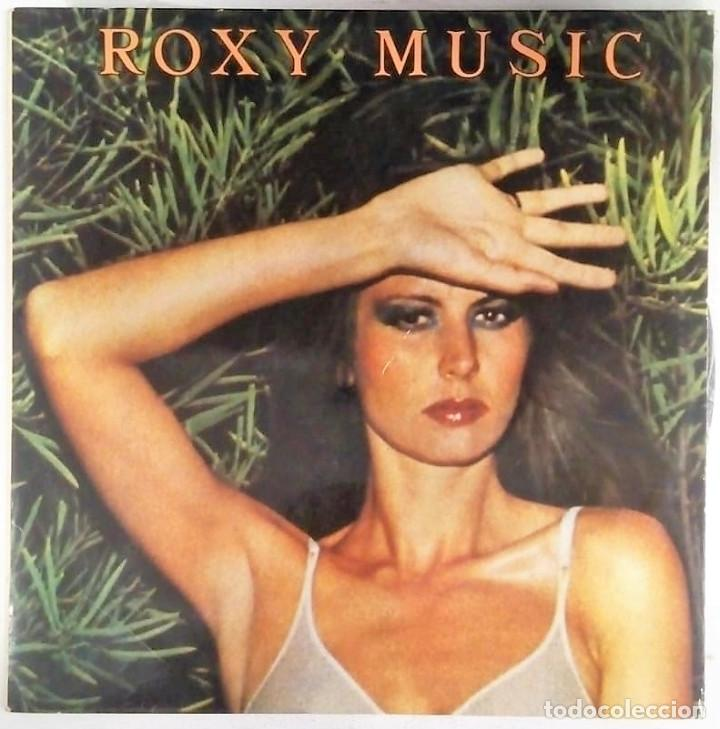 Roxy Music Country Life Cover