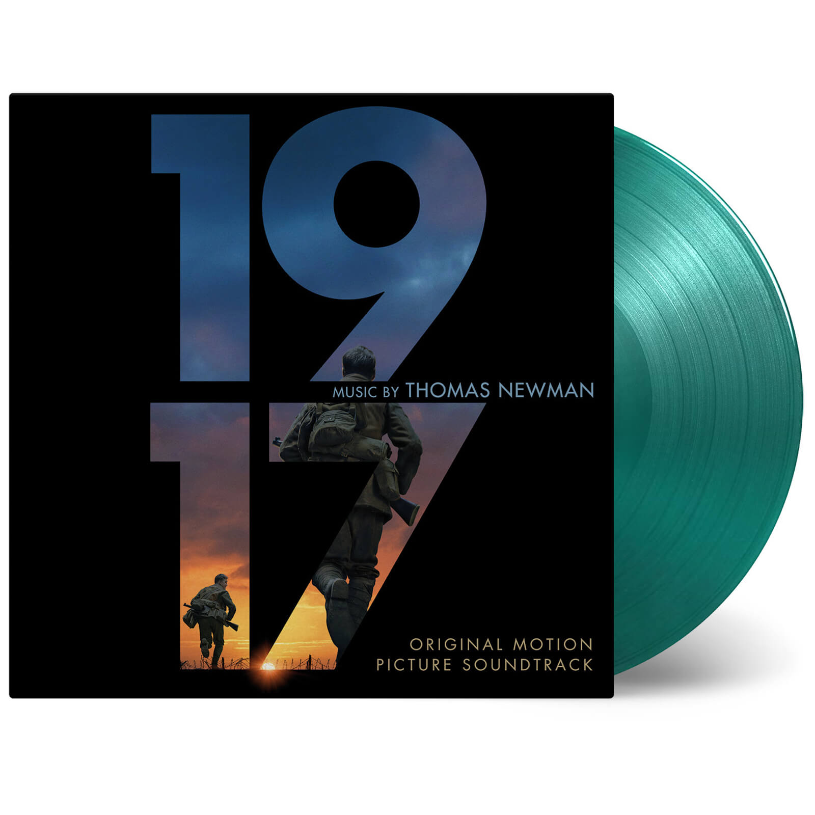 1917 - OST (Translucent Green Vinyl)