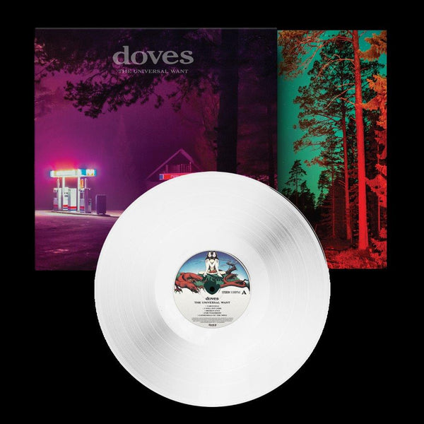 Doves – The Universal Want (White, Boxset and 2LP Black Vinyl Versions)