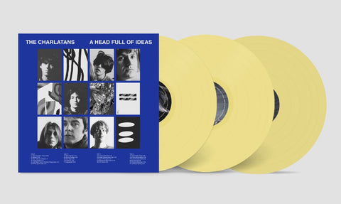 The Charlatans - A Head Full Of Ideas (Indie Only Opaque 3LP)