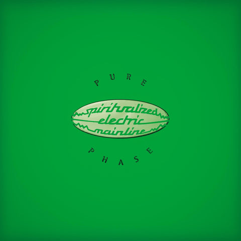 Spiritualized - Pure Phase (Indies Exclusive 2LP Coloured Glow In The Dark Vinyl)