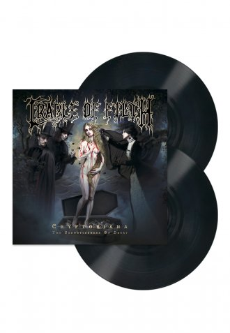 Cradle Of Filth - Cryptoriana: The Seductiveness Of Decay (2LP Gatefold Sleeve)