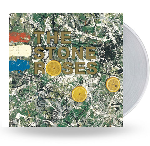 The Stone Roses - The Stone Roses (Clear Vinyl)