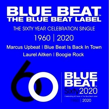 Various Artists - The Blue Beat Label 60 Year Celebration Album