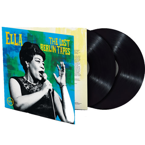 Ella Fitzgerald - Ella: The Lost Berlin Tapes (2LP Gatefold Sleeve)