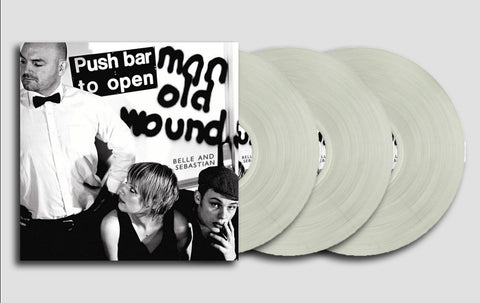 Belle & Sebastian - Push Barman To Open Old Wounds (Deluxe Edition - Clear Vinyl)