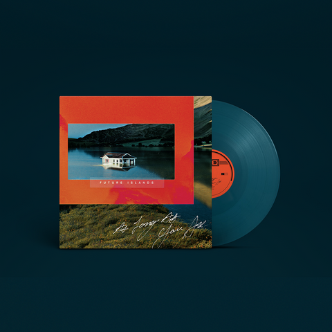 Future Islands - As Long As You Are (Limited Petrol Blue Vinyl)