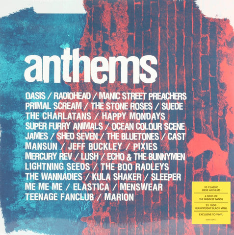 Various - Anthems