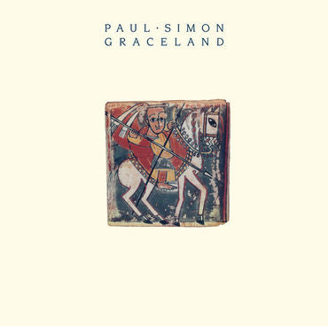 Paul Simon - Graceland (Clear Vinyl)
