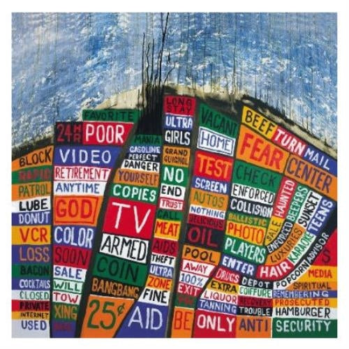 Radiohead - Hail To The Thief (2LP Gatefold Sleeve)