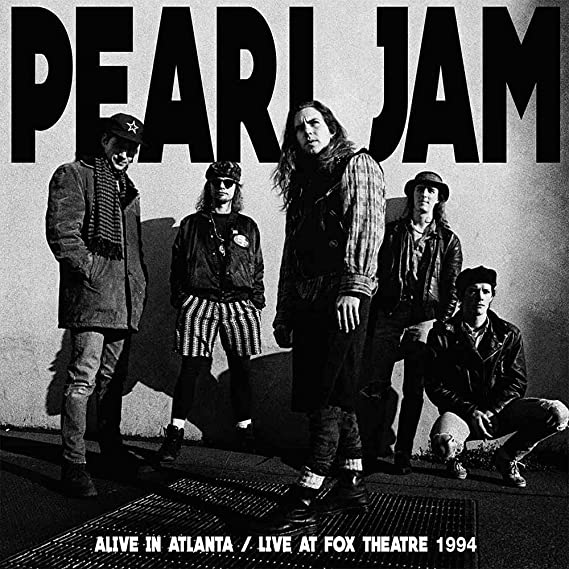 Pearl Jam - Live At The Fox Theatre, Atlanta 1994