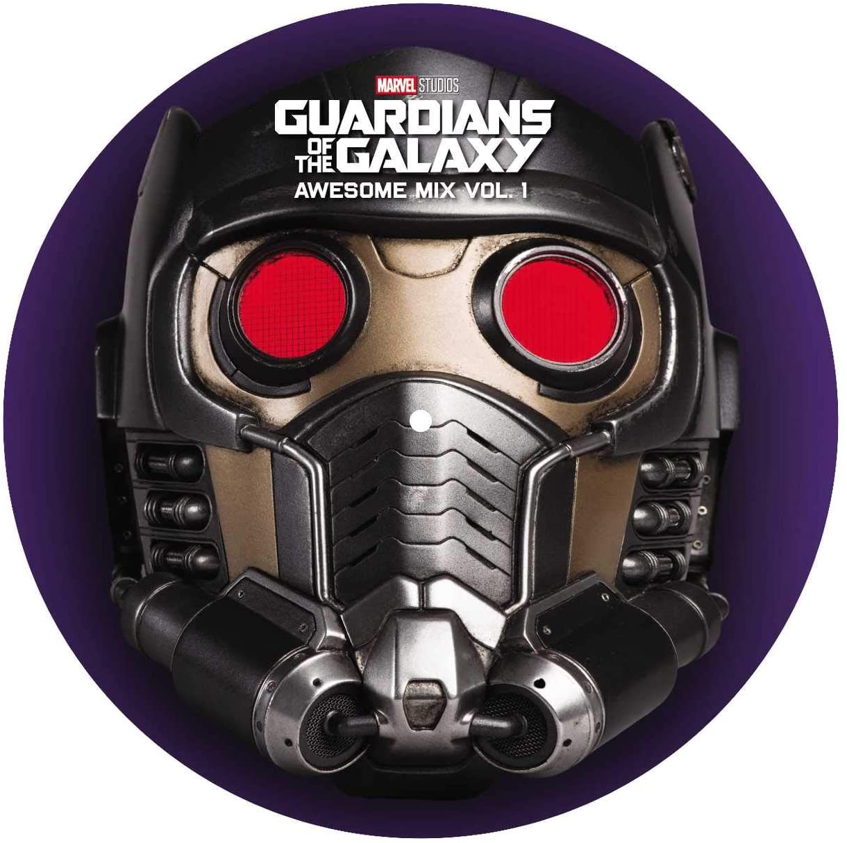 Guardians Of The Galaxy - Awesome Mix Vol.1 Picture Disc