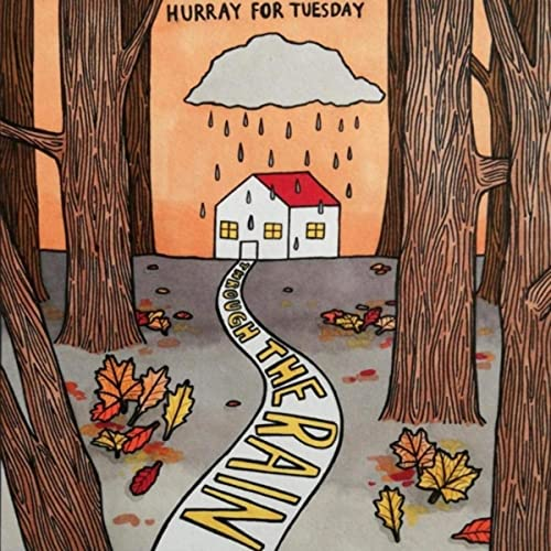 Hurray For Tuesday - Through The Rain (Multi Track CD)