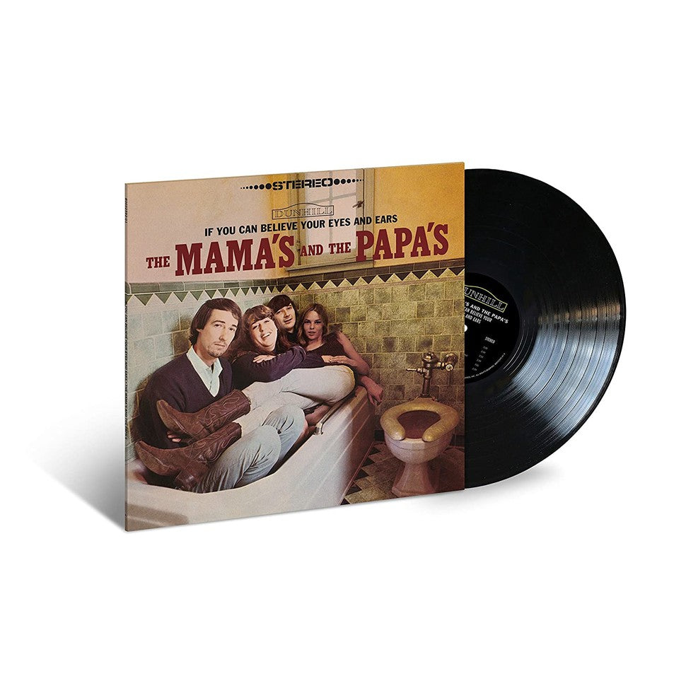 The Mamas & The Papas - If You Can Believe Your Eyes And Ears (Mama's & Papa's)