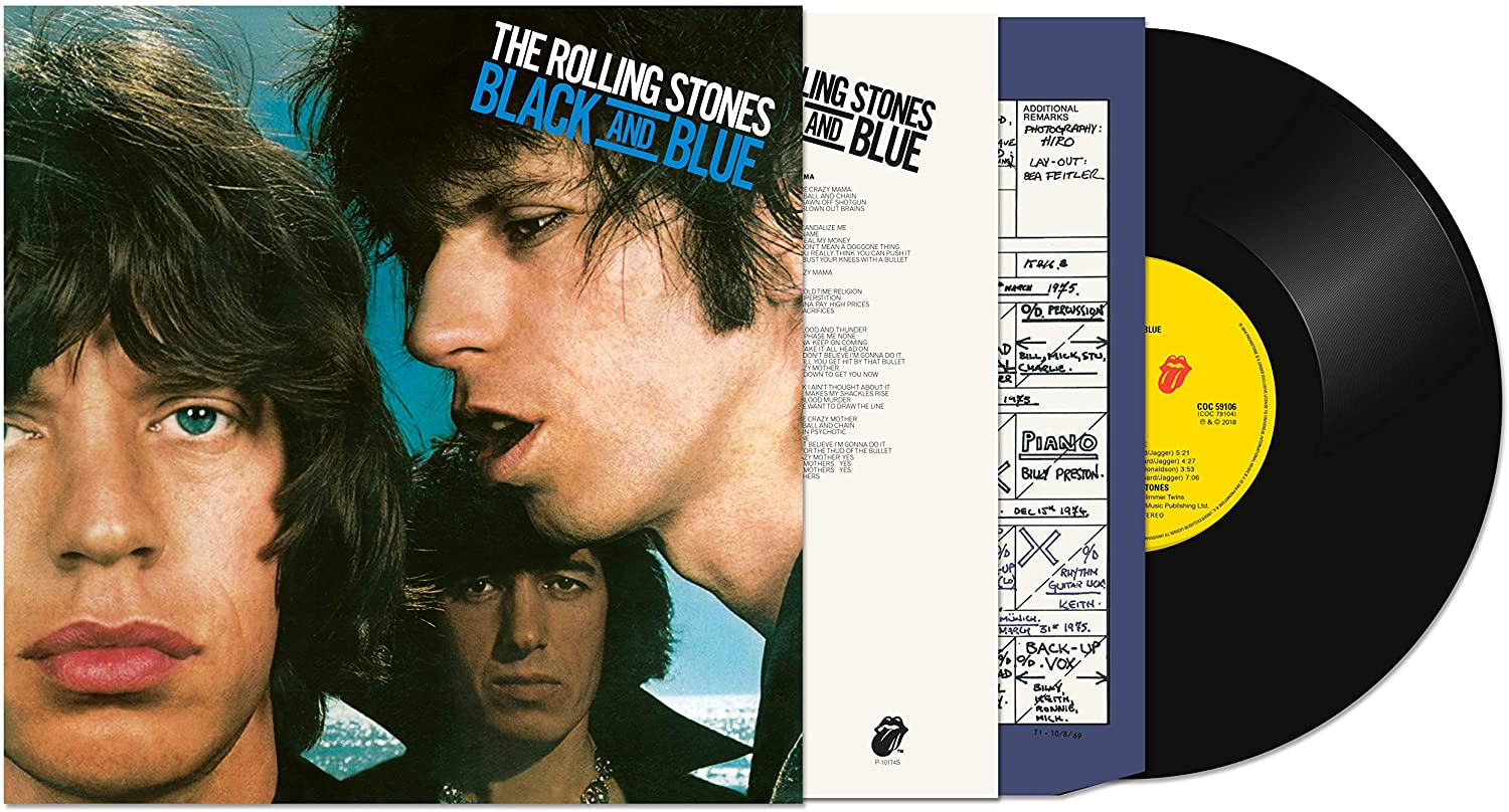 The Rolling Stones - Black And Blue (Half-Speed Mastered Audio)