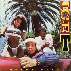 Ice T - Rhyme Pays (Transparent Yellow)