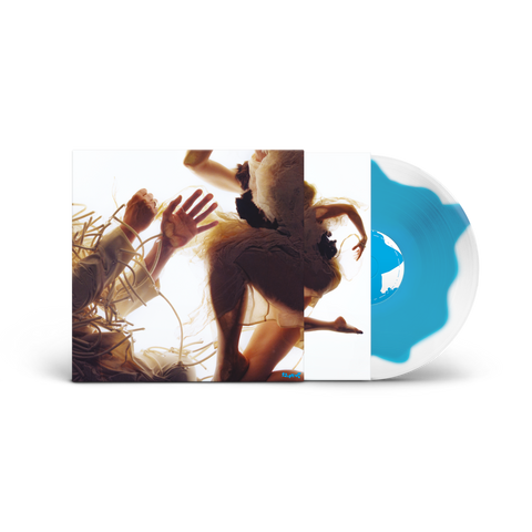 Lump - Animal (Limited Edition Turquoise & White Swirl Vinyl)