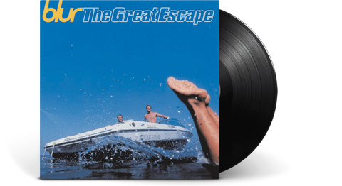 Blur - The Great Escape (2LP Gatefold Sleeve)