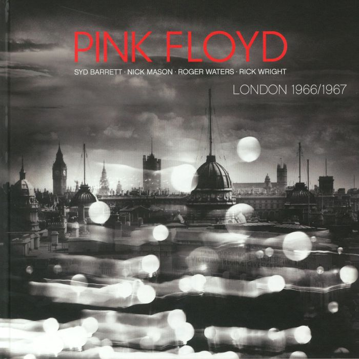"Pink Floyd - London 1966 / 1967 (Hardback Book / 10"" Vinyl / CD / DVD"