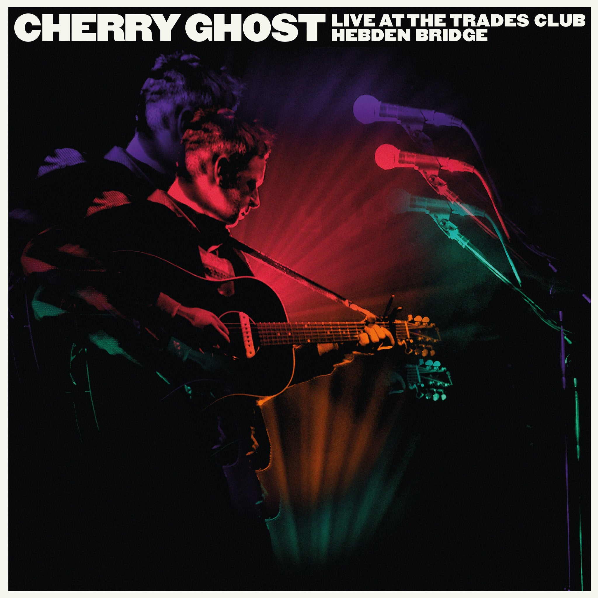 Cherry Ghost - Live at The Trades Club, Hebden Bridge (25 January 2015)