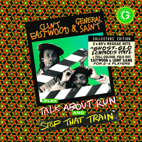 Clint Eastwood & General Saint - Stop That Train / Stop That Train b/w Talk About Run