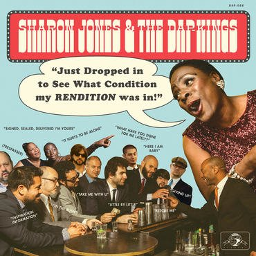 Sharon Jones & The Dap-Kings - Just Dropped In (To See What Condition My Rendition Was In) (LP)