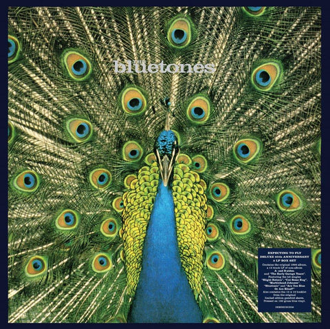 The Bluetones - Expecting To Fly (25th Anniversary Edition 3LP Boxset Blue Vinyl)