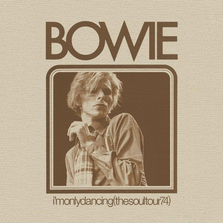 David Bowie - I'm Only Dancing (The Soul Tour '74) CD
