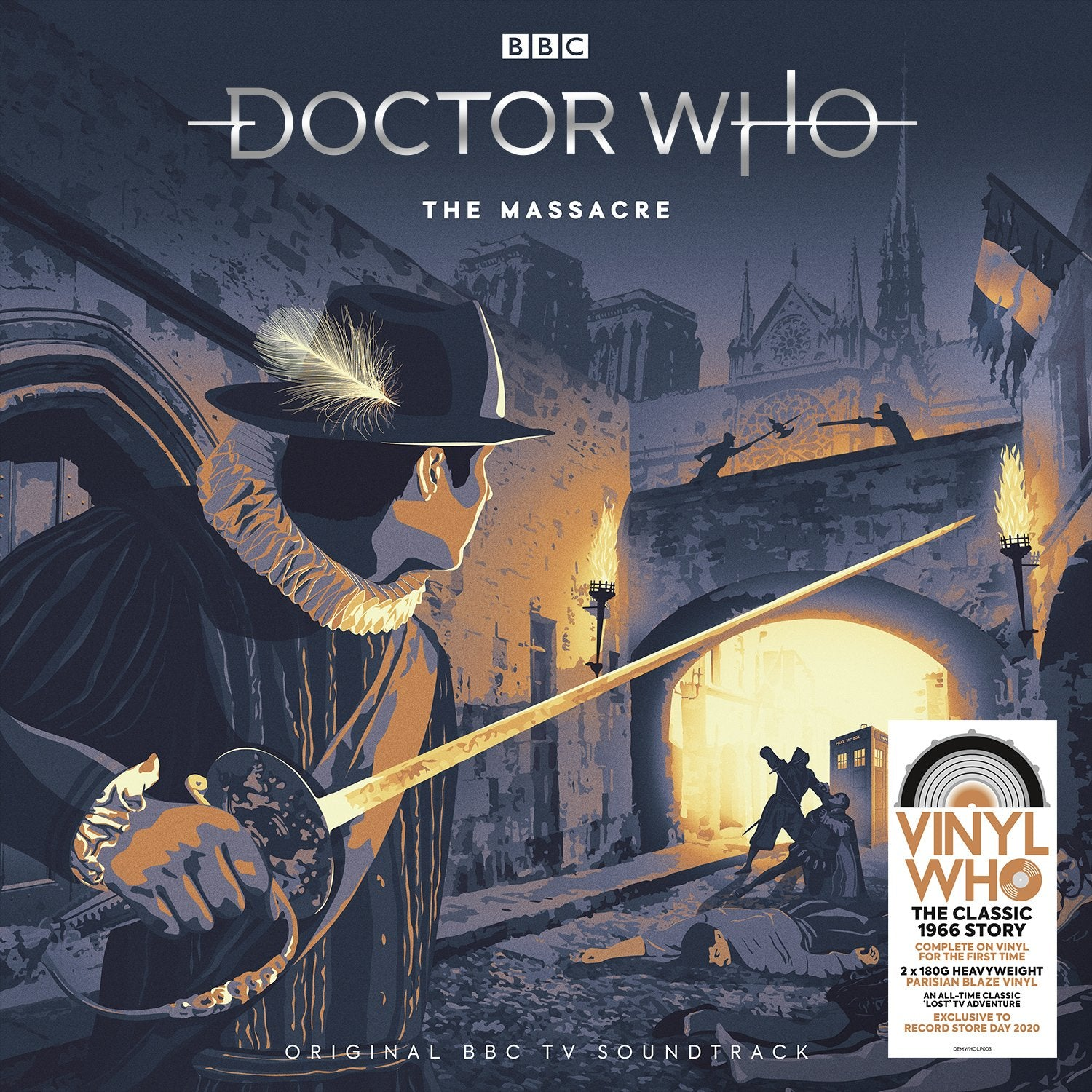 Doctor Who - Doctor Who - The Massacre