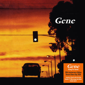 Gene - Rising For Sunset - 20th Anniversary Edition