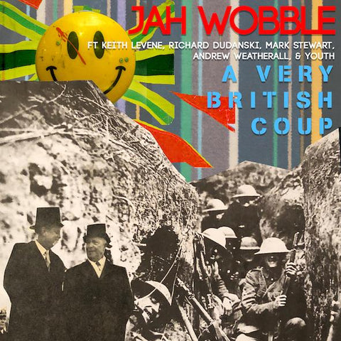 Jah Wobble - A Very British Coup