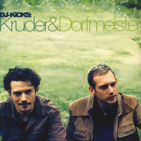 Various Artists - Kruder & Dorfmeister - DJ-Kicks (2LP)