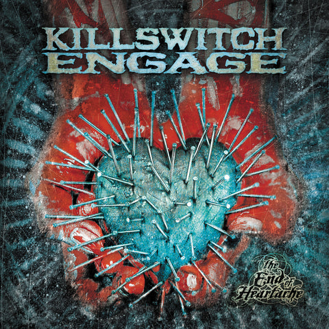 Killswitch Engage - The End Of Heartache (Silver & Black Vinyl)