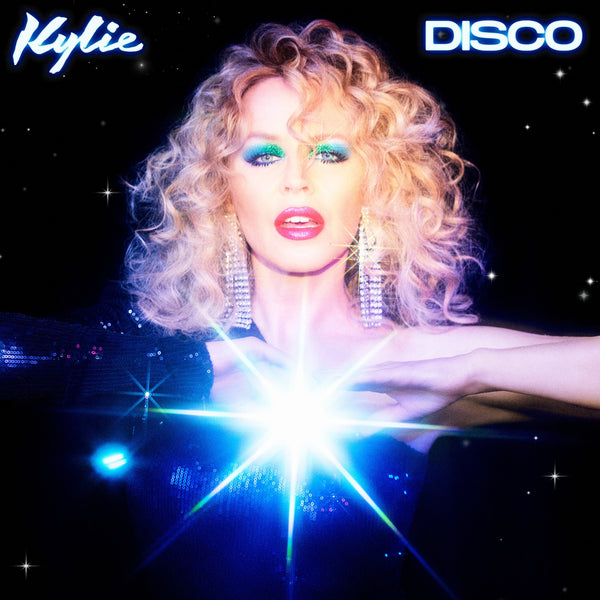 Kylie Minogue - DISCO (Translucent Blue and Black Versions)