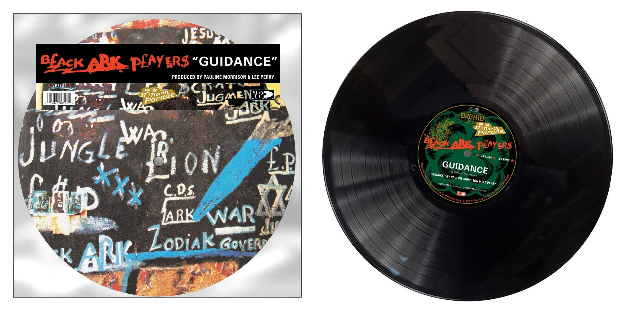 Lee Perry & Black Ark Players - Guidance