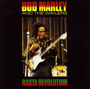 Bob Marley & The Wailers - Rasta Revolution