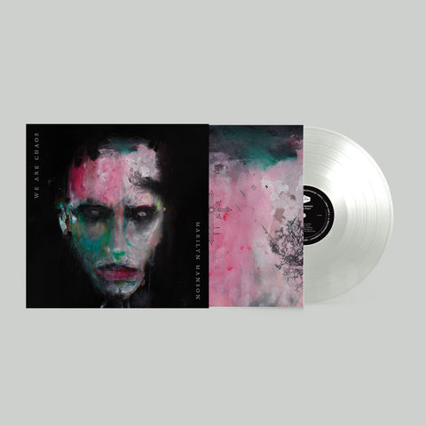 Marilyn Manson - We Are Chaos (Indie Exclusive White Vinyl & Black Vinyl Versions)