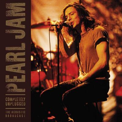 Pearl Jam - Completely Unplugged: The Acoustic Broadcast (2LP Coloured Vinyl)