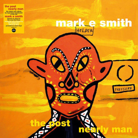 Mark E Smith - The Post Nearly Man (Clear Vinyl)