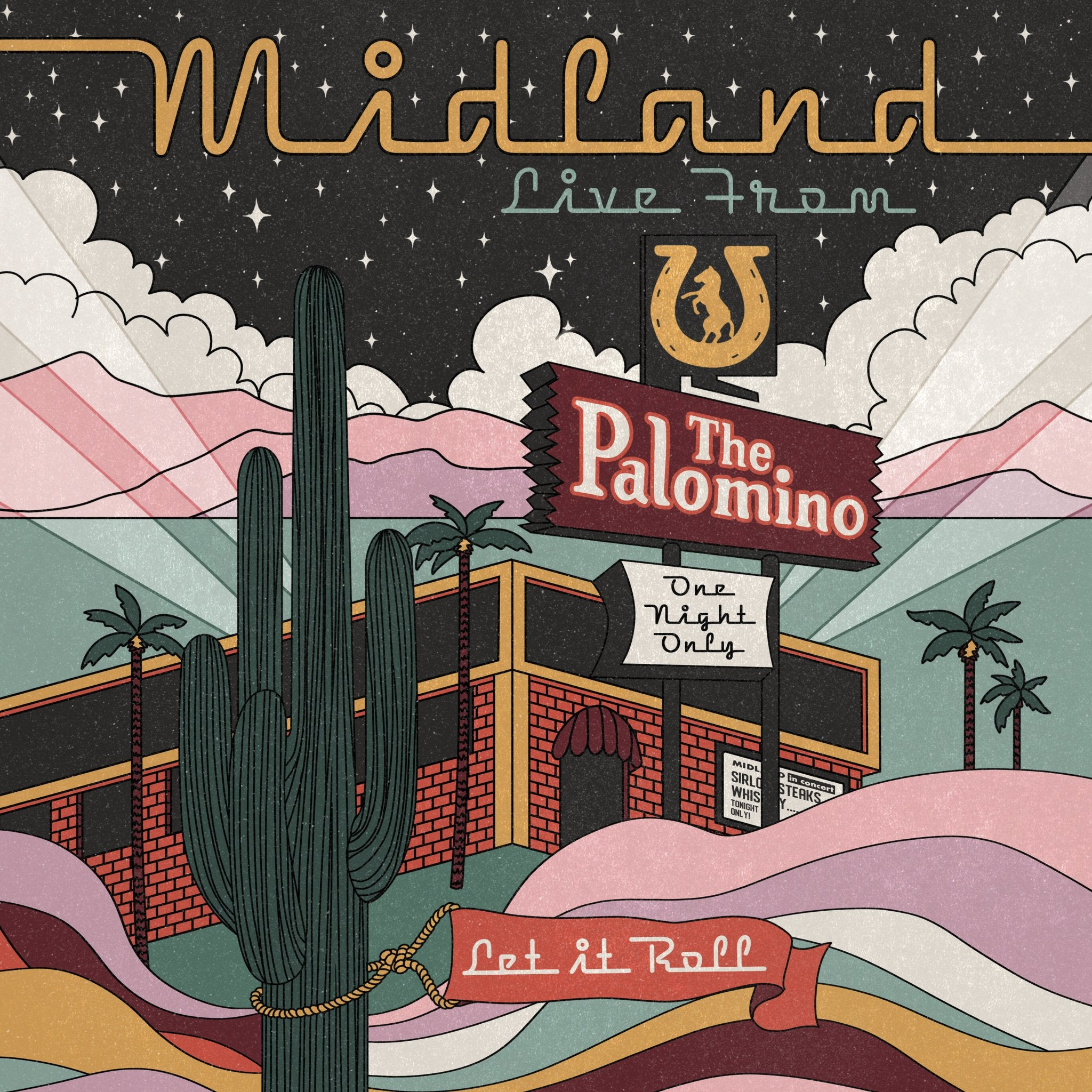 Midland - Live at the Palomino